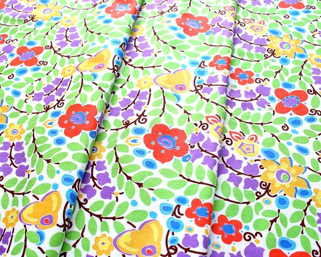Penny Rose Fabrics Chatterbox Aprons C5460 Main Cream