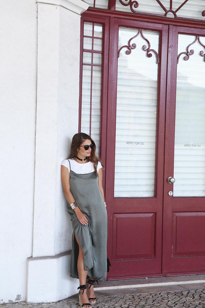 Jessie Chanes Seams for a desire Lisboa Parfois overlaid dress-6