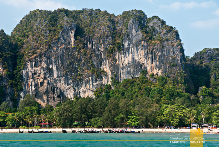Krabi Four-Island Hopping Tour Railey Beach