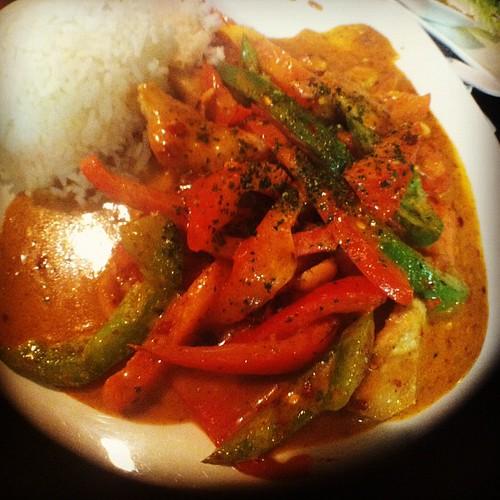 Thai Food Red Bluff