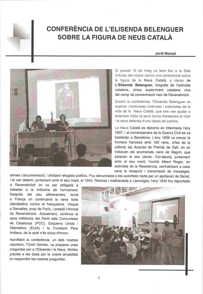 Revista Cadena Perpètua núm 63 pàg 1