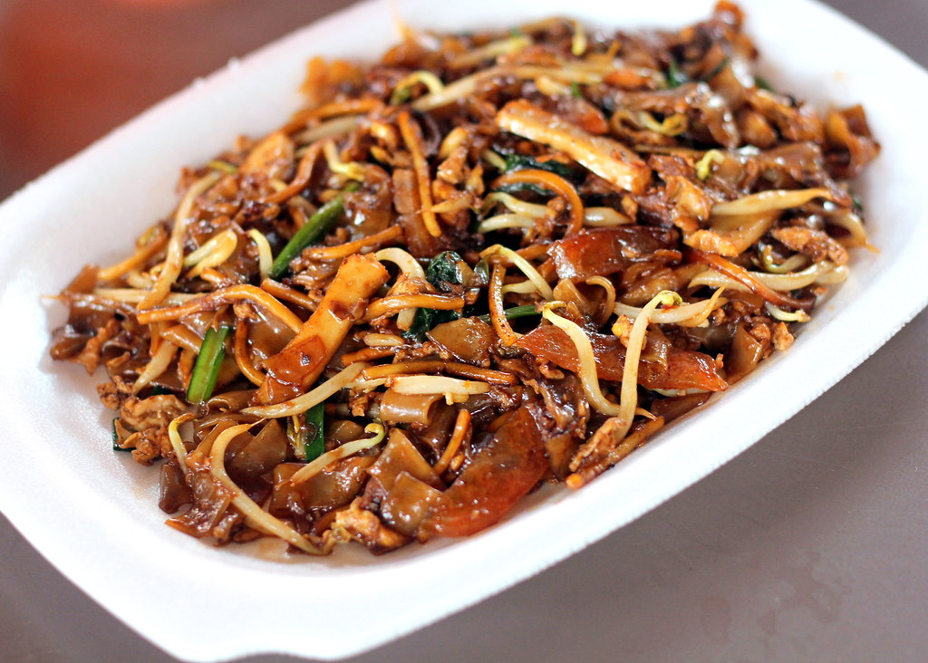 Choon Hiang char kway teow east coast lagoon food centre