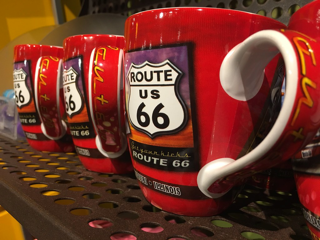 Route 66 -- Are you too obsessed with the road numbers?