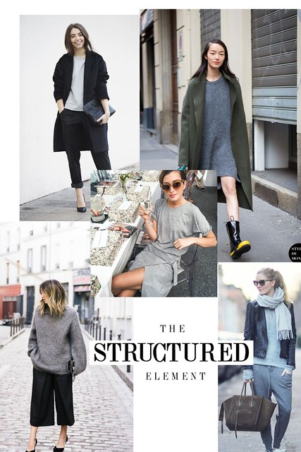 THE STRUCTURED ELEMENT THEREALJLOW clothes