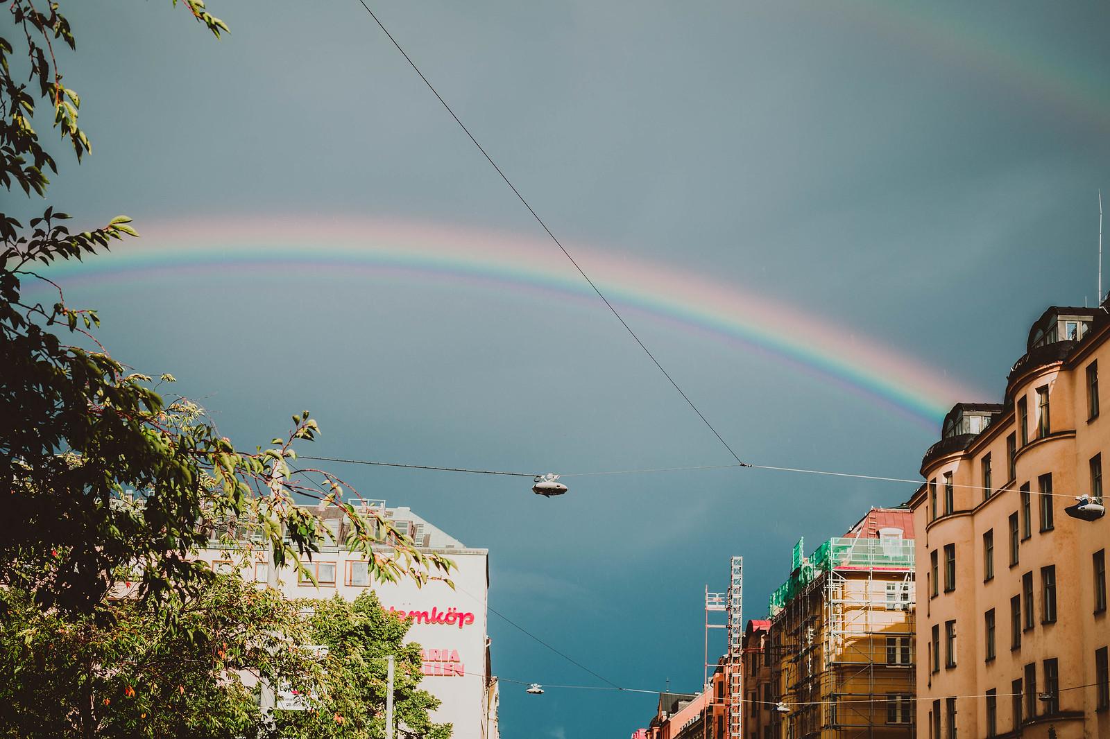 Regnbåge - Evelinas Ekologiska