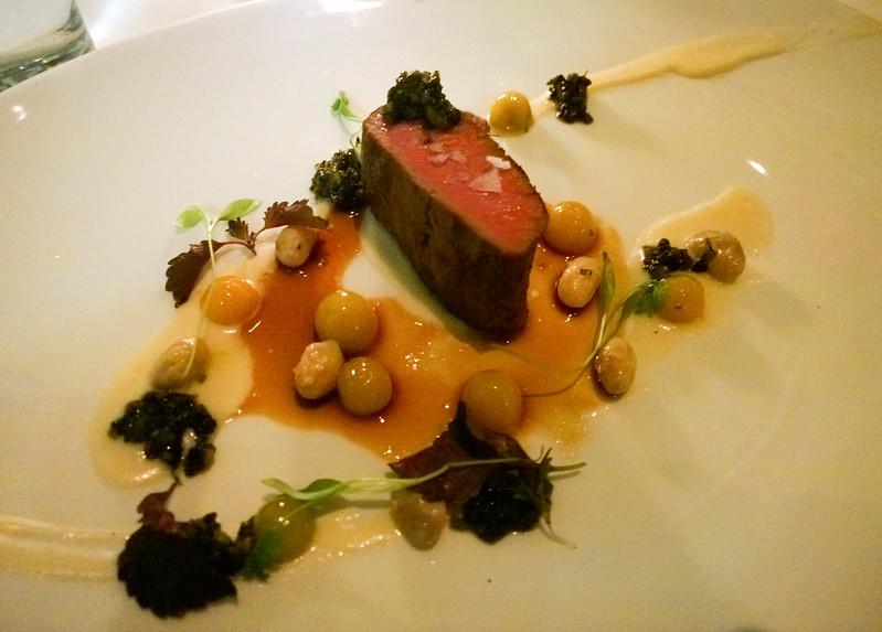 L'Etoile--Madison, WI: Pinn Oak Ridge Lamb