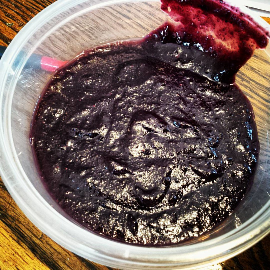 Blueberry Beet Butter