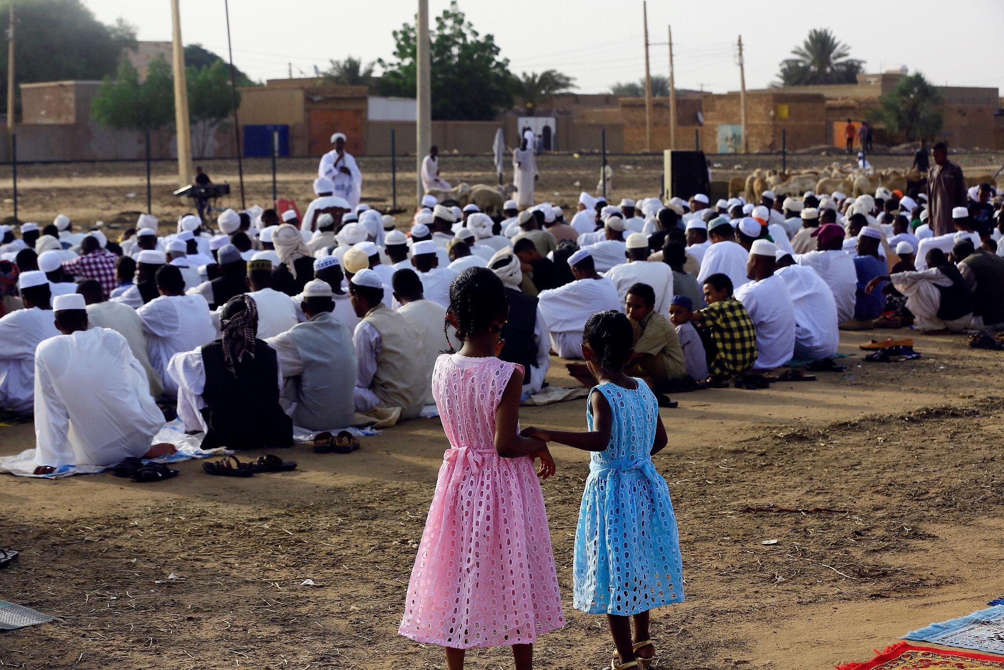 RELIGION-EID/SUDAN