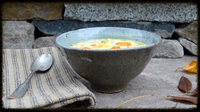 Creamy Veggie Chowder 1