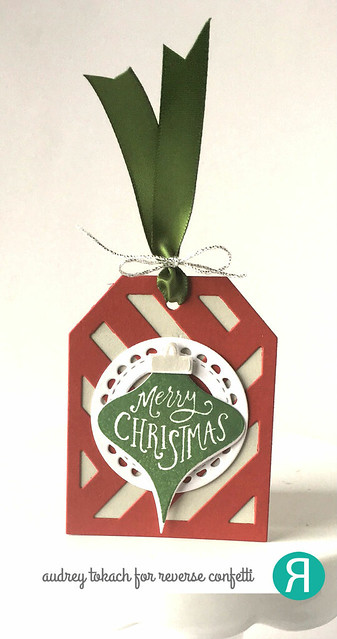 Vintage Ornaments Tag