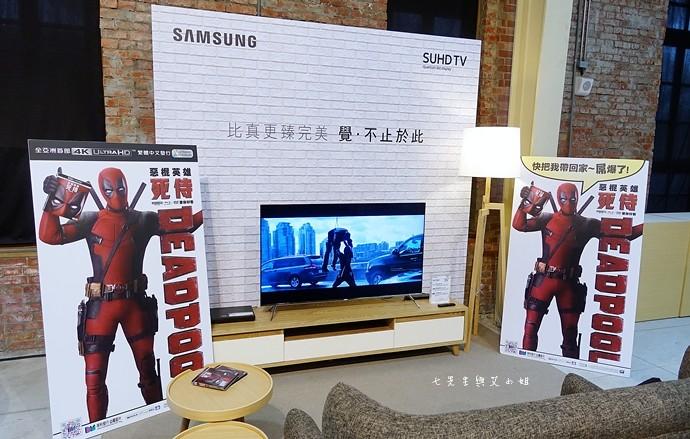 14 2016 三星 SAMSUNG SUHD 超4K電視