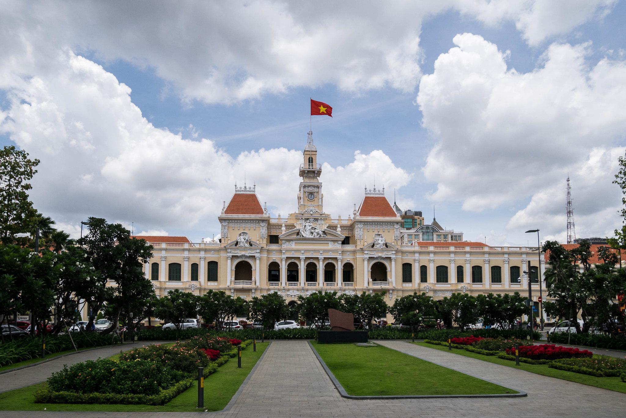 Ho Chi Minh City #5