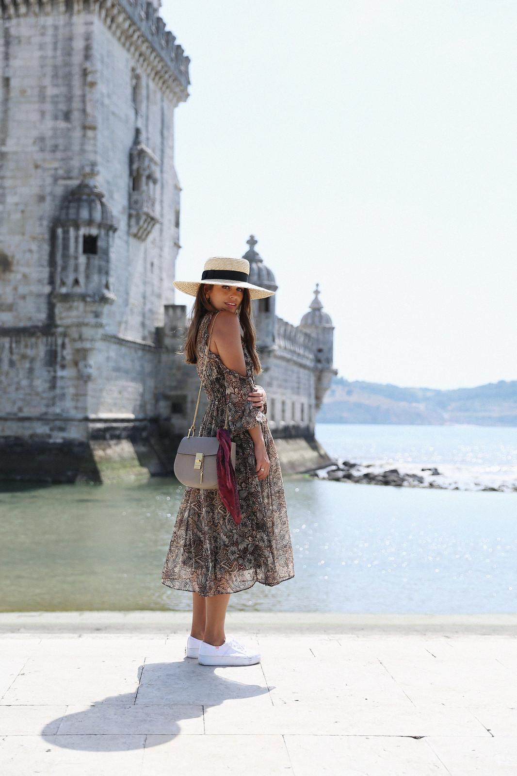 Jessie Chanes Seams for a desire Lisboa Parfois Boho folk Floral Midi Vest-9