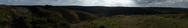 Panorama at Skovbo