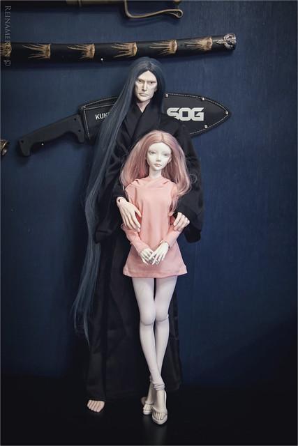 Lucretia and Isshin
