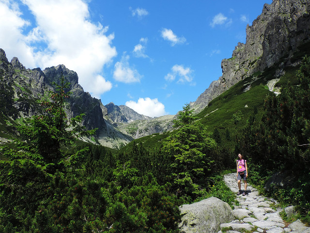 Small Cold Valley, High Tatras of Slovakia