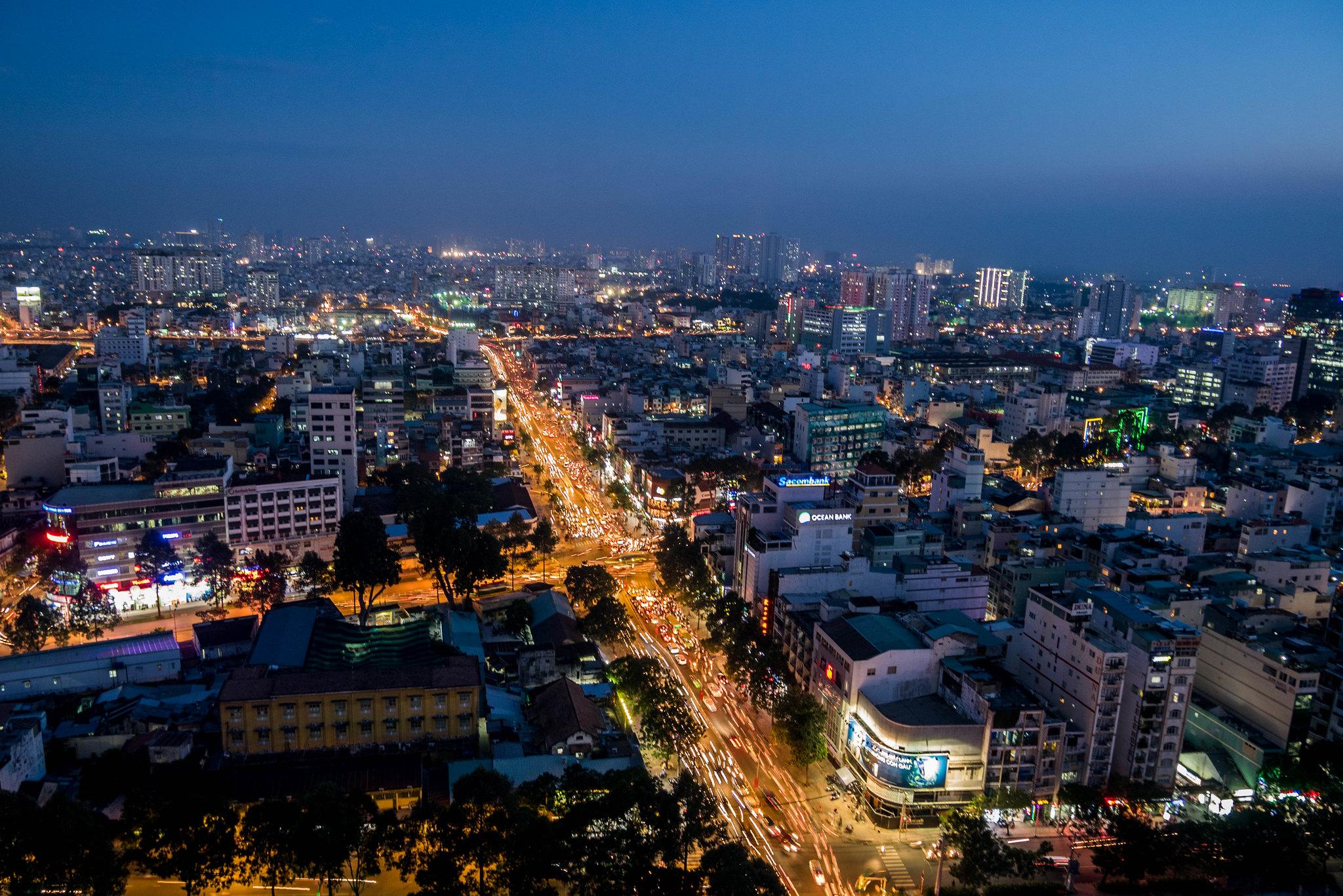 Ho Chi Minh City #1