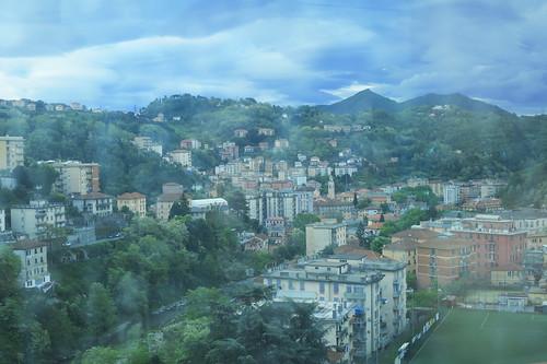 way to Genova