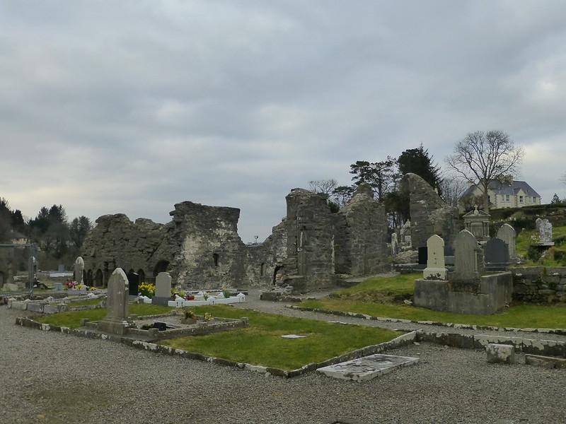 Abbey ruins (2)