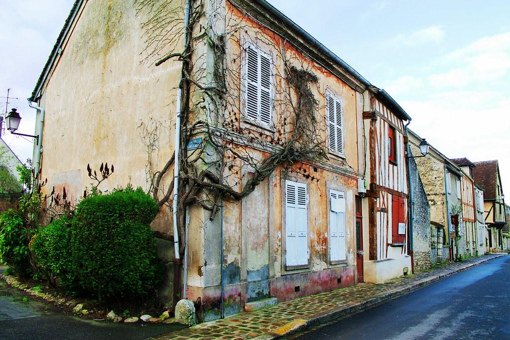 Drawing Dreaming - um dia em Provins - Ville Haute