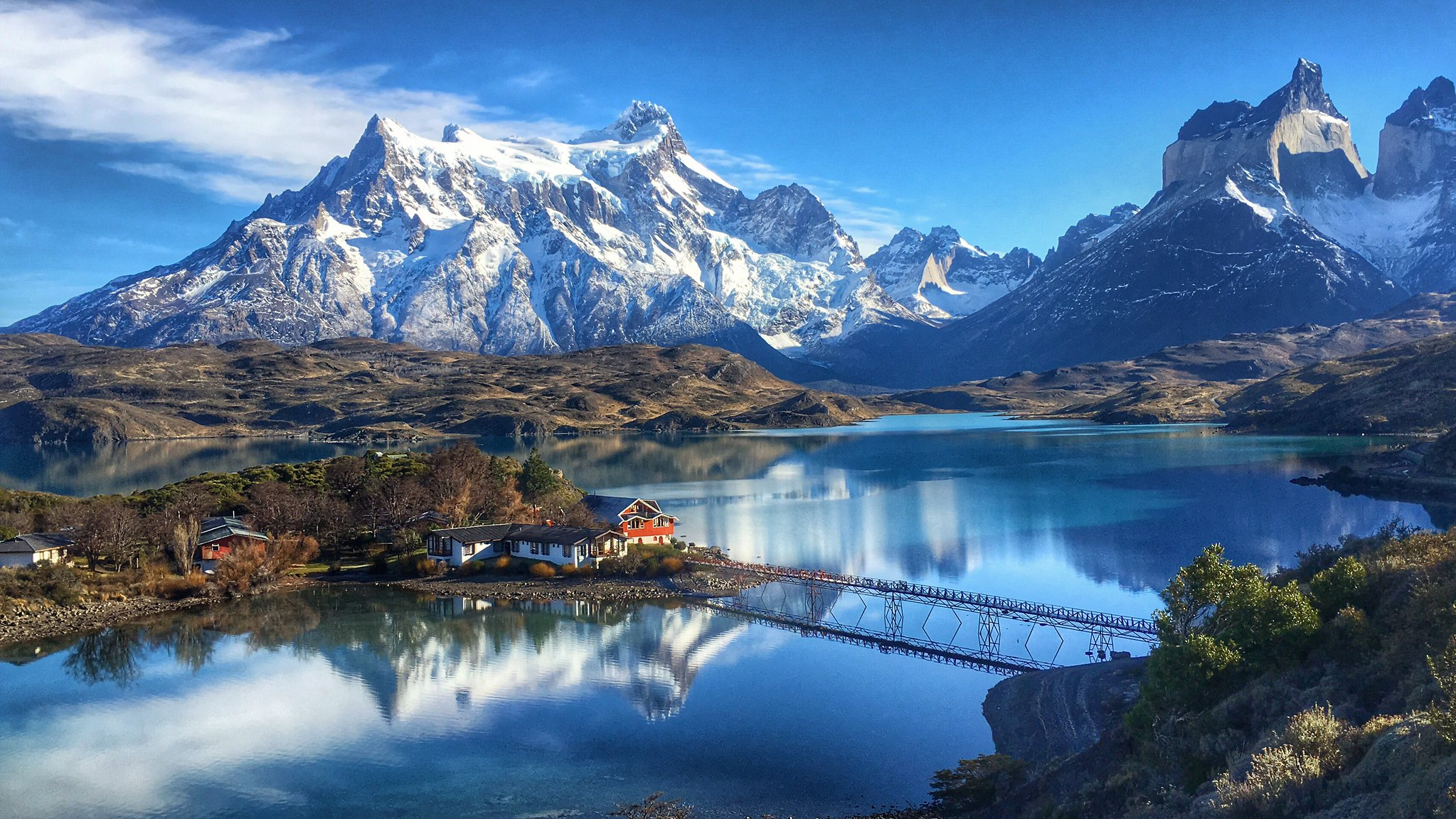 Postcards from Paine