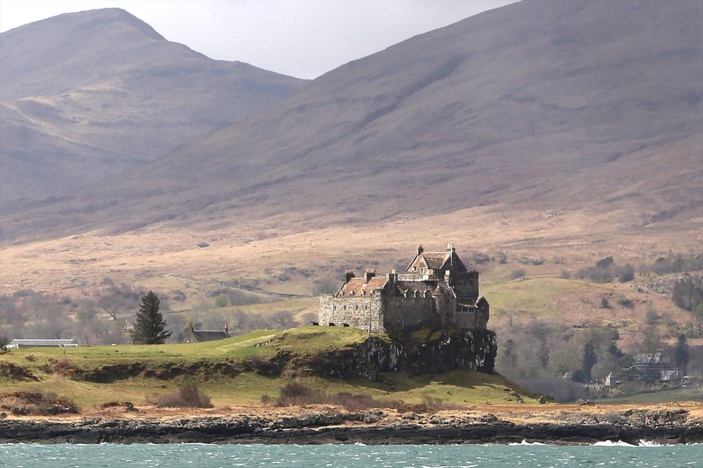 Duart Castle,Mull