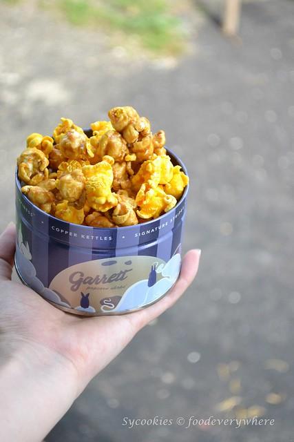 3.Garrett popcorn mooncake set