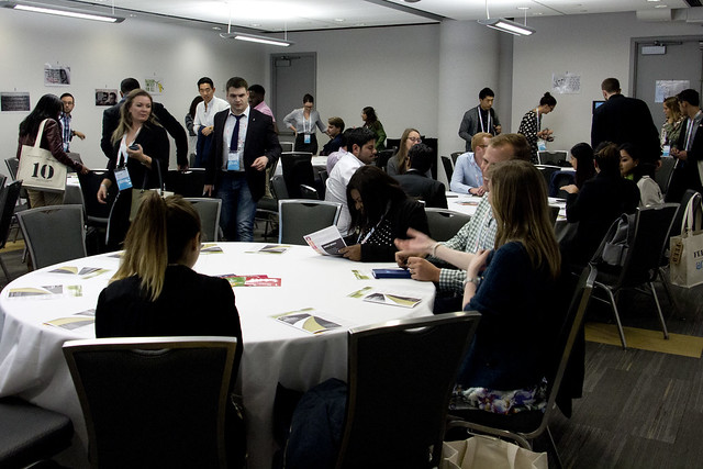 One Young World Ottawa 2016 - Breakout Session: UN Global Goals