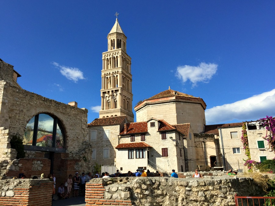 Royal Palace Split Croatia
