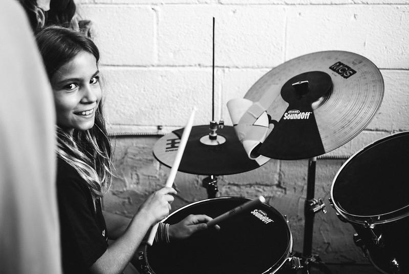 224 - C Drumset