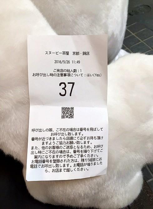 日本史努比茶屋京都必吃錦市場3