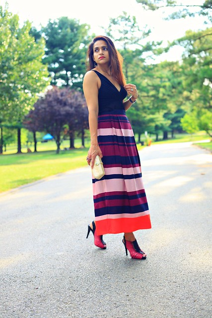 Ann Taylor Midi Skirt Tanvii.com