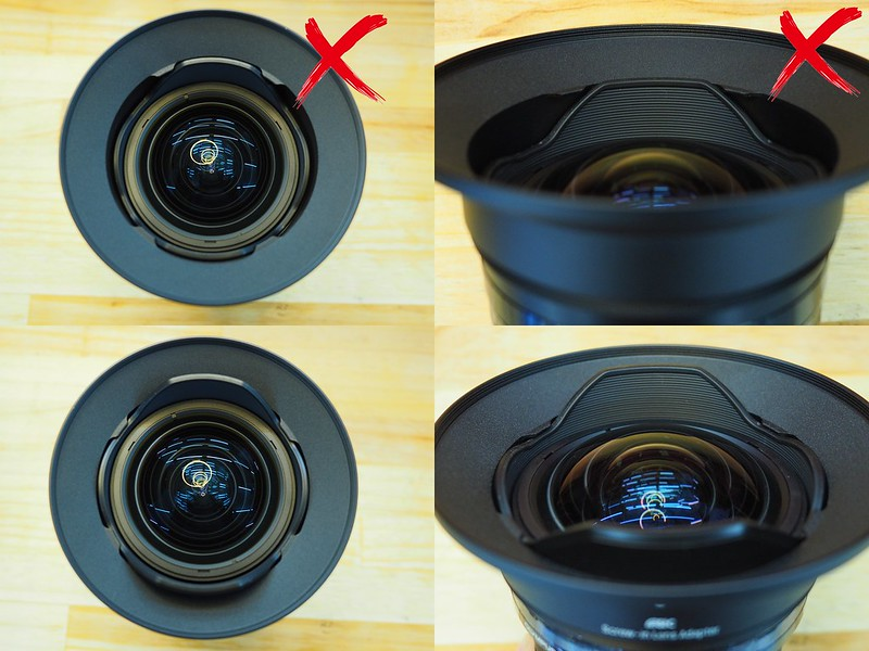 STC 7-14mm Screw-in Lens Adapter|Olympus 7-14mm 超廣角鏡頭鏡接環 套筒