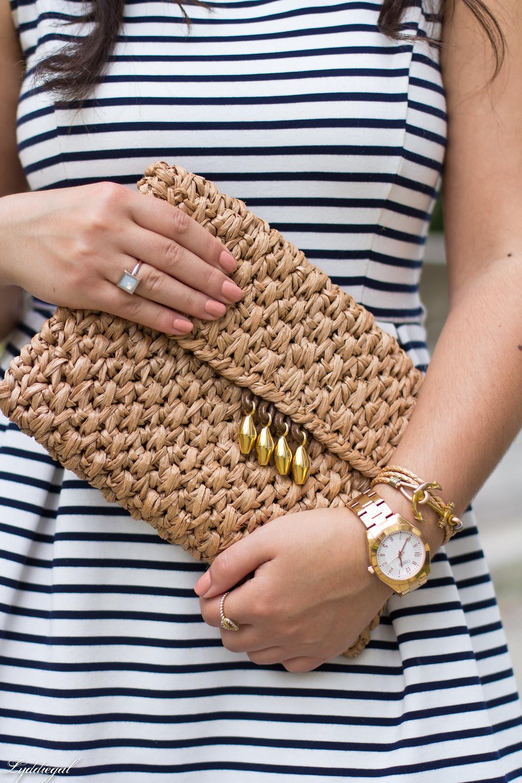 striped dress, espadrille sandals, straw clutch-18.jpg