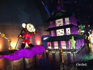 CIRCLEG 遊記 香港 尖沙咀 中秋 花燈 (7)