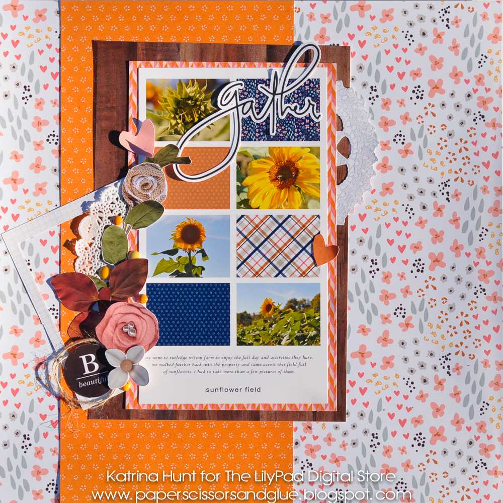 Sunflower_Field_Hybrid_Scrapbooking_The_Lilypad_Amber_LaBau_Katrina_Hunt_1000Signed-1