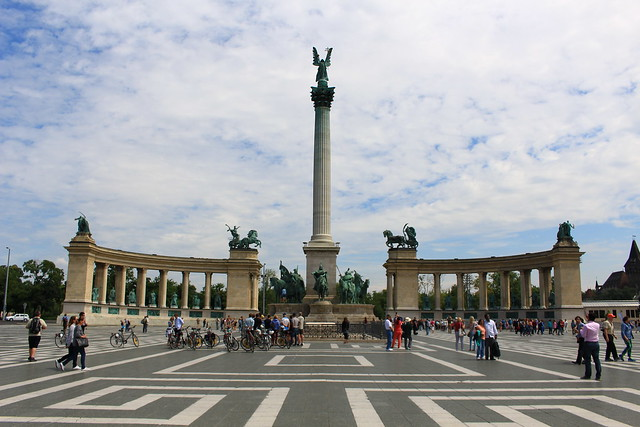*Heroes Square