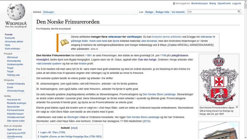 wiki frimureri