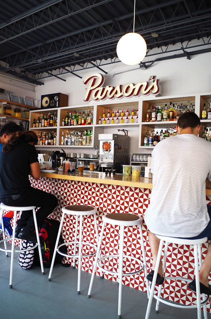 Parson's Chicken and Fish Brunch
