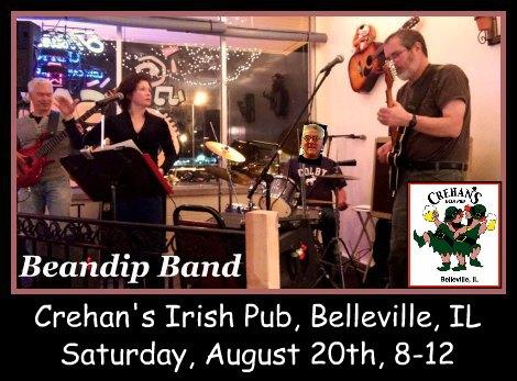 Beandip Band 8-20-16