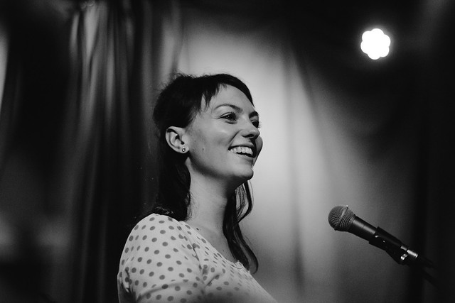 Angel Olsen (with Rodrigo Amarante) at Off Broadway, September 30