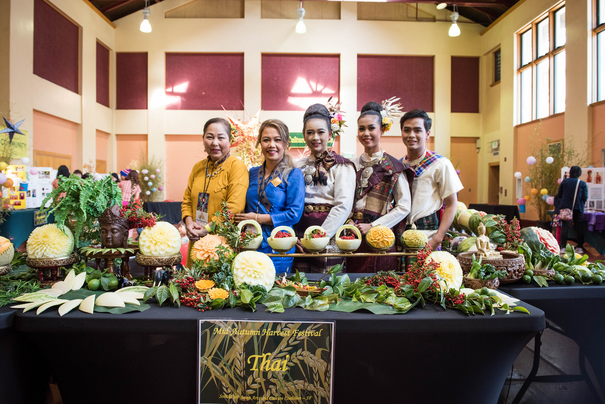 Mid-Autumn Harvest Festival 2016