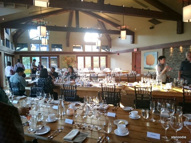 Trius Winery restaurant