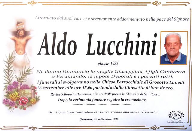 Lucchini Aldo