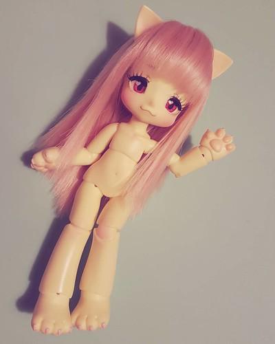 [Kinoko Juice] A wild Mew appears ! p1 30159784932_71dac729a2