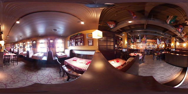 Palio Main Dining Room / Booths 2