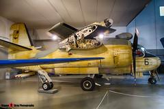 MM136556 41-6 - 465 - Italian Air Force - Grumman S-2F Tracker - Italian Air Force Museum Vigna di Valle, Italy - 160614 - Steven Gray - IMG_0604_HDR