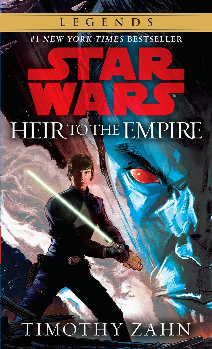 New cover for Heir to the Empire