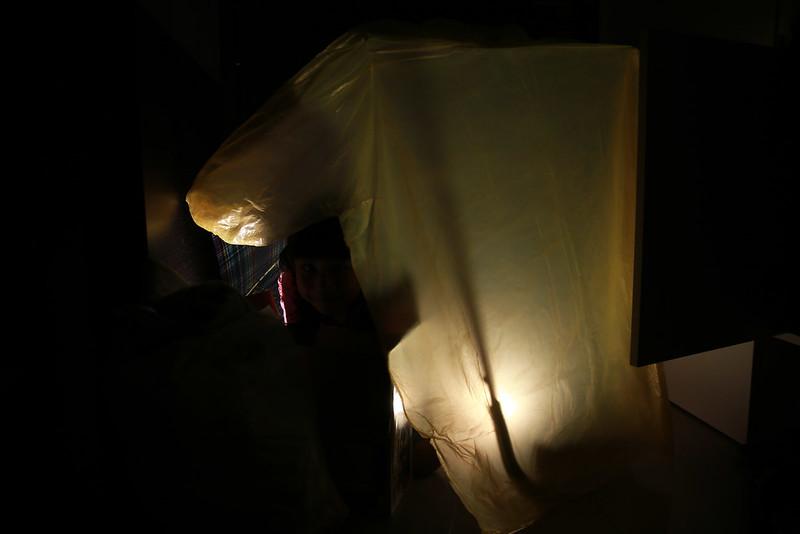 練習筆記(六):現場的光線情況
