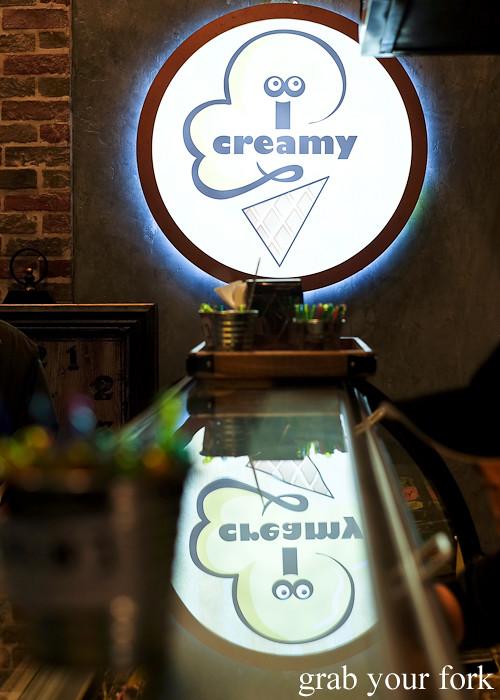 i-Creamy Artisan Gelato, Sydney